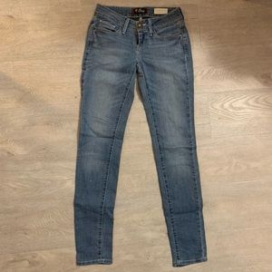 Guess jeans, size 25, medium rise.
